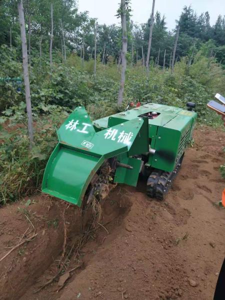 林工視頻大同目前履帶旋耕機的行情