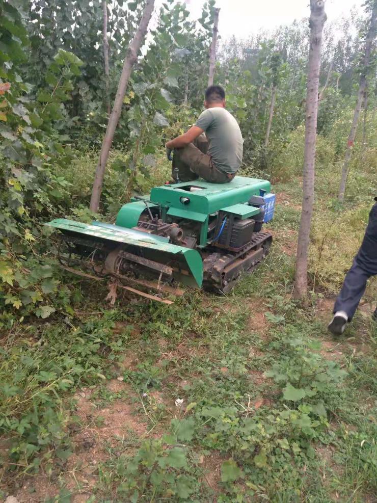林工机械厂矿区果园效率高旋耕机