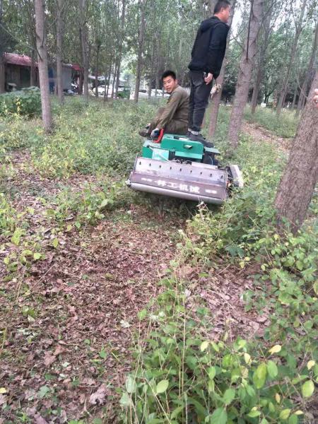 林工制作麗水現在履帶開溝施肥機多少錢一臺