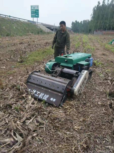 林工制造新余履帶旋耕機廠家