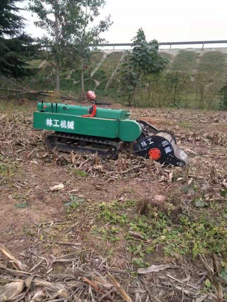 林工機械廠南平果園硬土松土機