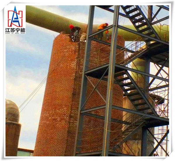 值不值:梅州電廠煙囪拆除,拆除60米