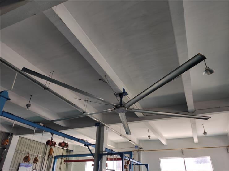 工廠專用大風扇/大型工業吊扇多少錢一臺