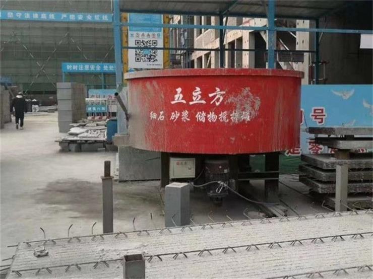 混凝土储料机/细石混凝土储料罐生产厂家