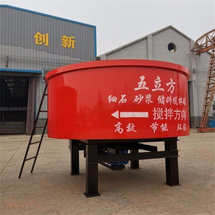 混凝土储料机/细石混凝土储料罐厂家直销