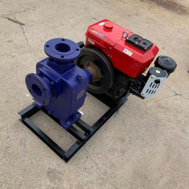 昆明柴油192抽水机框架抽水泵价格