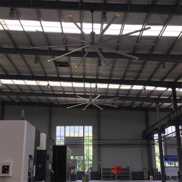 工厂专用大风扇/大型工业吊扇多少钱一台