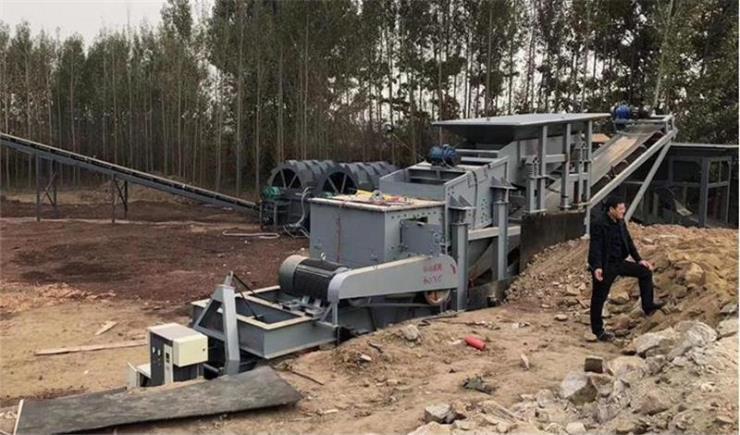 移動制沙機/移動制砂設備廠家直銷