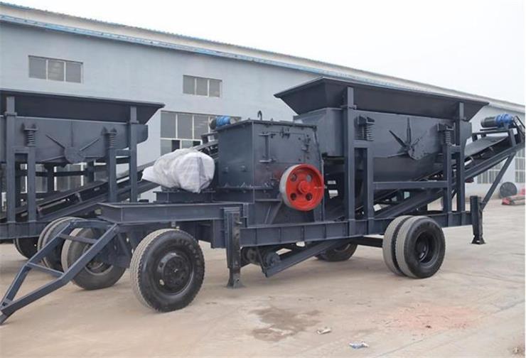 福建移動制砂設備廠家