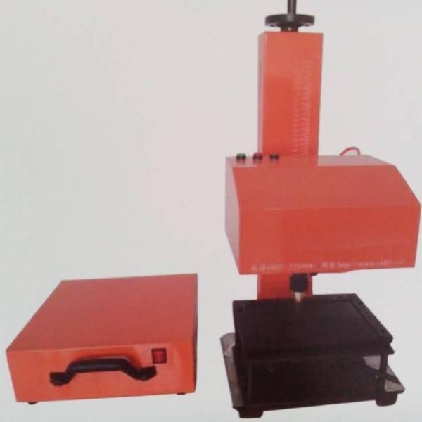 蚌埠小型紫外便携式全自动激光打标机结构