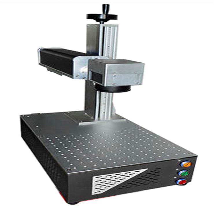 价格低刀具厨具光纤激打标机钟表眼镜激光打标机批发销售