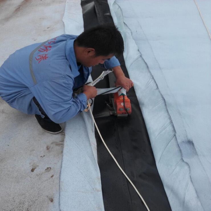 浙江紹興雙縫爬焊機 防水布自動焊接機