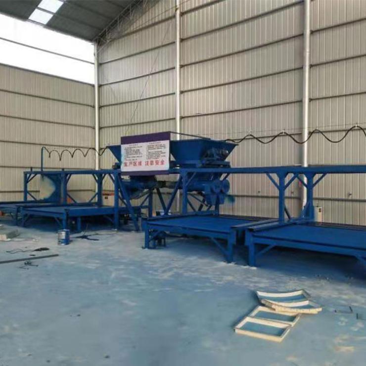 預制構件成型設備 RPC預制件機械價格