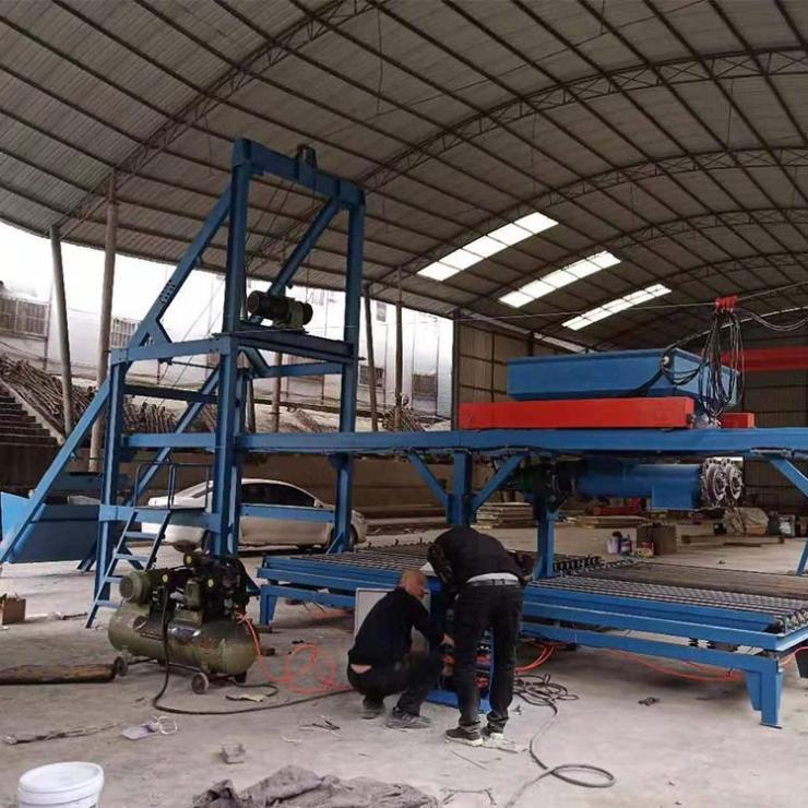 预制件布料机 小预制件生产设备供应