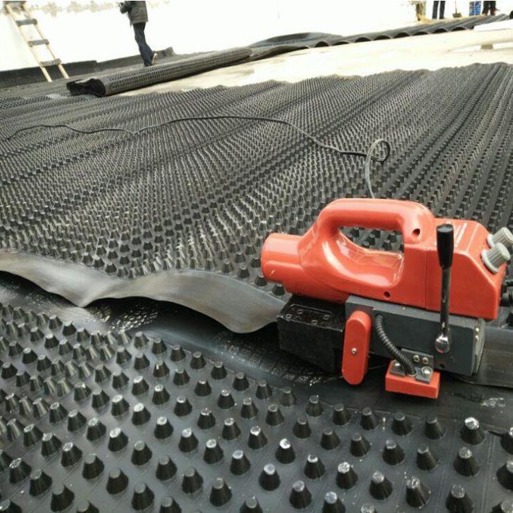 贵州黔西南爬焊机品牌 土工膜焊接机