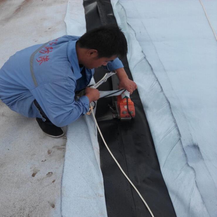 贵州遵义爬焊机作用 防水板焊接机