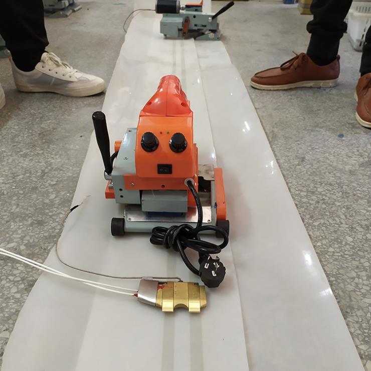 甘肃天水进口爬焊机价格 隧道防水板焊膜机