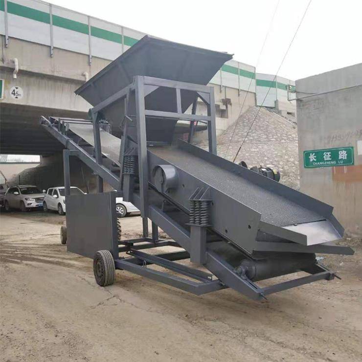 湖北荆州小型筛沙机多少钱买合适