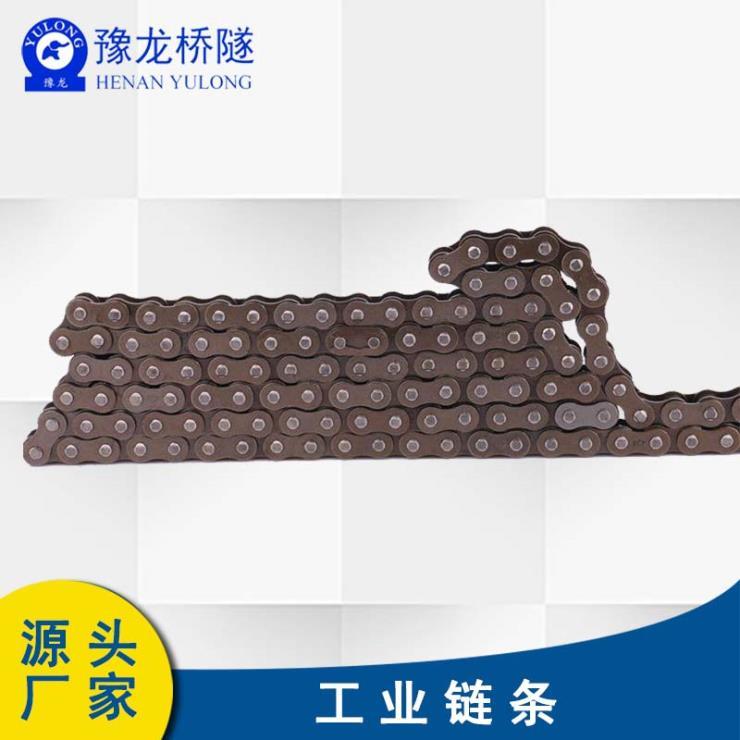 节距工业链条尺寸 ep300输送机工业链条