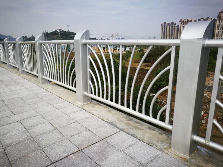 福建河道護欄價格 福建河道護欄安裝 福建河道護欄生產