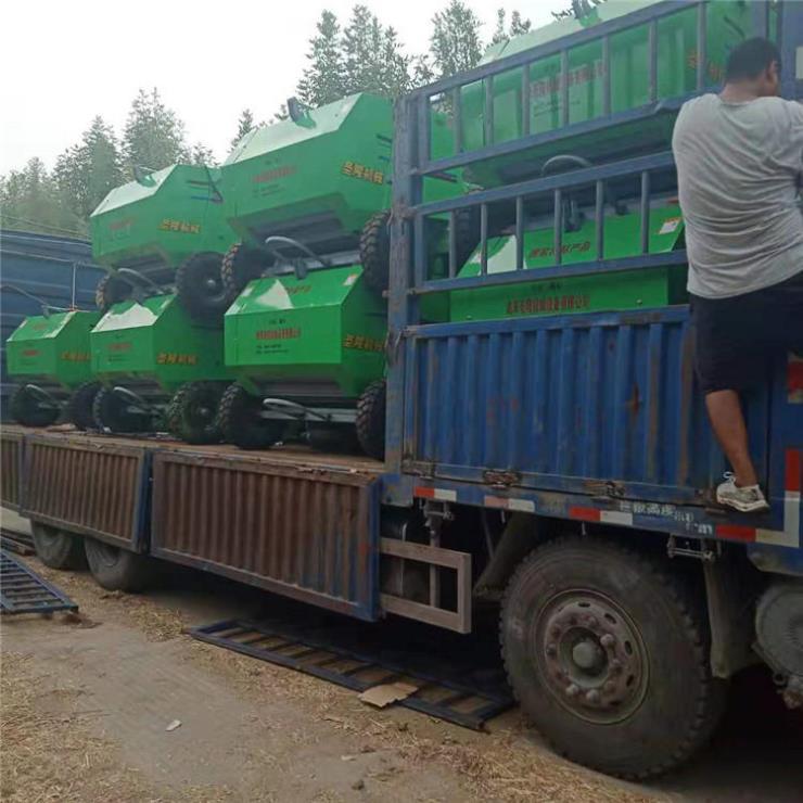 儋州牧草秸稈打捆機哪里賣