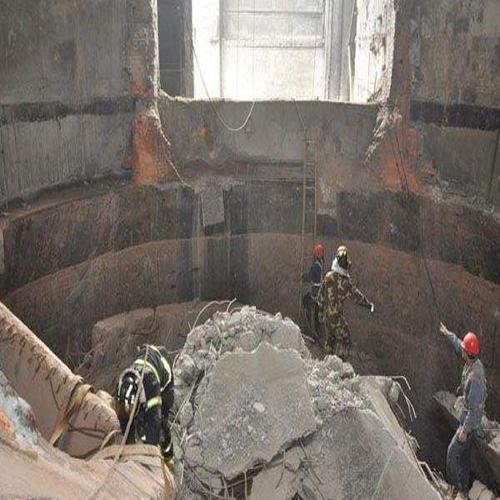 烟囱拆除工程新乐拆除铁塔拆除钢烟囱施工