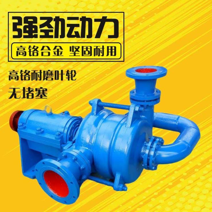 赣榆区压滤机泵150ZJE75-110入料加压杂质泵