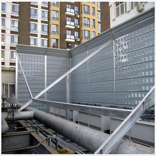 冷却塔隔音墙生产厂家安平瑞奥