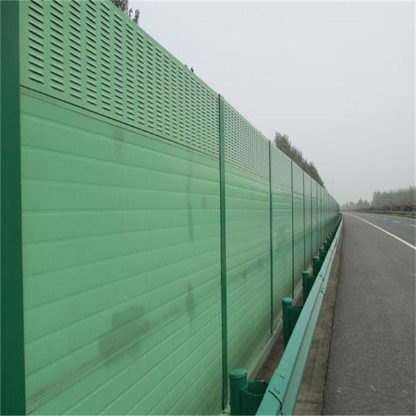 高速隔音墙铁路声屏障厂家直销