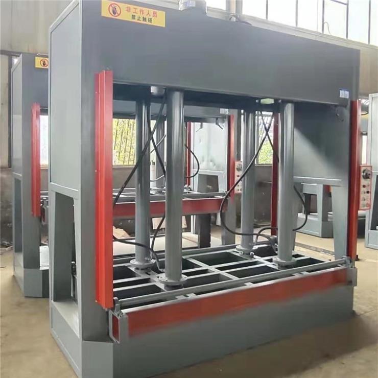 上海細木工板冷壓機噸位數顯