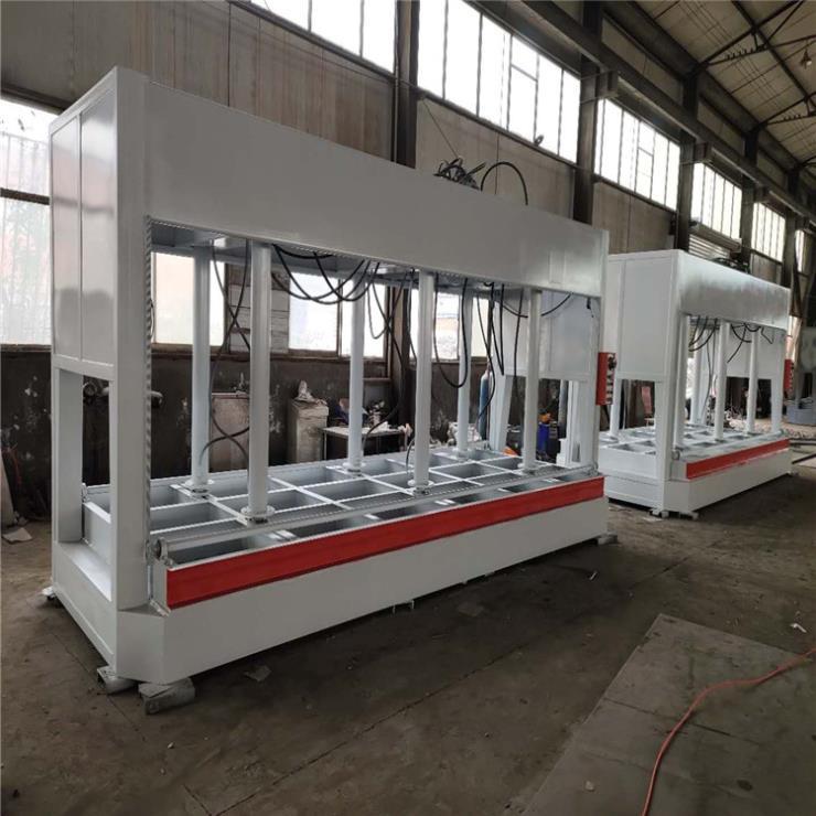 木工冷压机铝蜂窝板异形加宽加长可定制冷压机