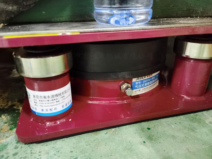 裁断机防震胶,锦德莱避震器,裁断冲床防震气垫 气压式避震器