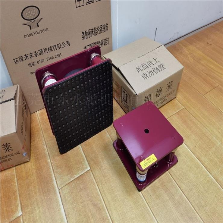 三次元防震基座垫 气压式避震器,摩托车配件抛光机脚垫
