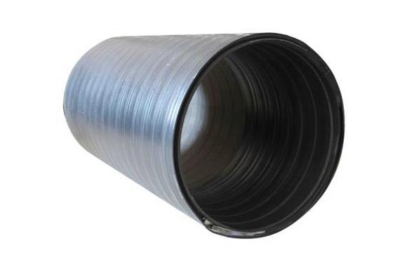 内衬玻纤网HDPE竖钢缠绕管厂家 特型高抗压排水管