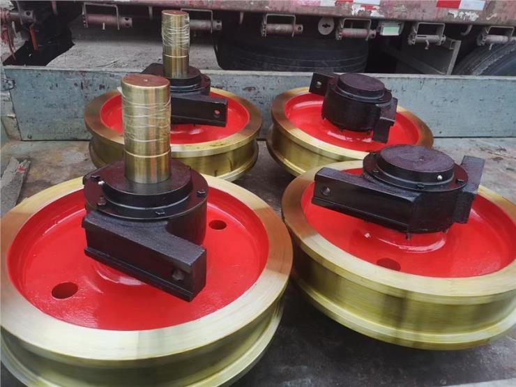 匯川礦山用5噸22.5米LD型電葫蘆配件