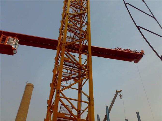 安陽縣礦山用10噸22.5米變頻桁車桁吊