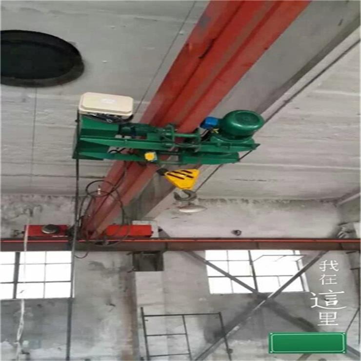 山西LDA型40吨7.5米电动单梁起重机起重机配件生产厂家