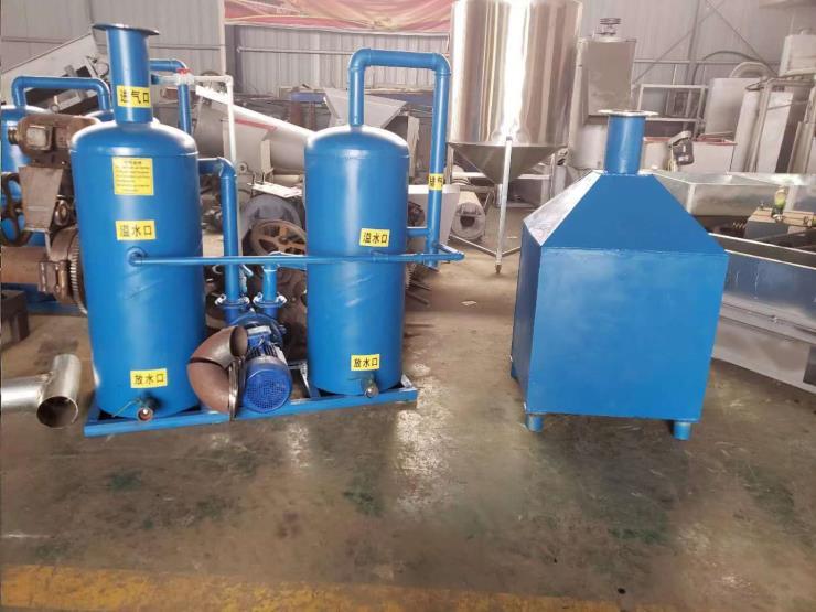 广东供应废旧塑料造粒机烟气处理设备