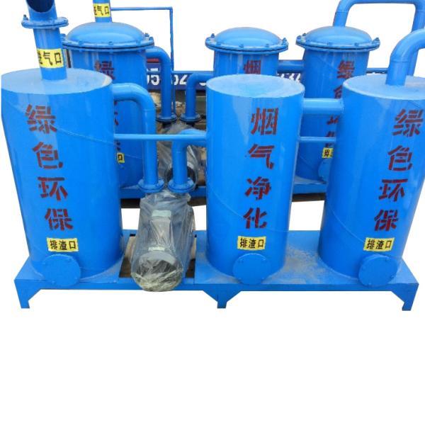 鞍山供应塑料造粒机环保废气废烟处理器 排烟机