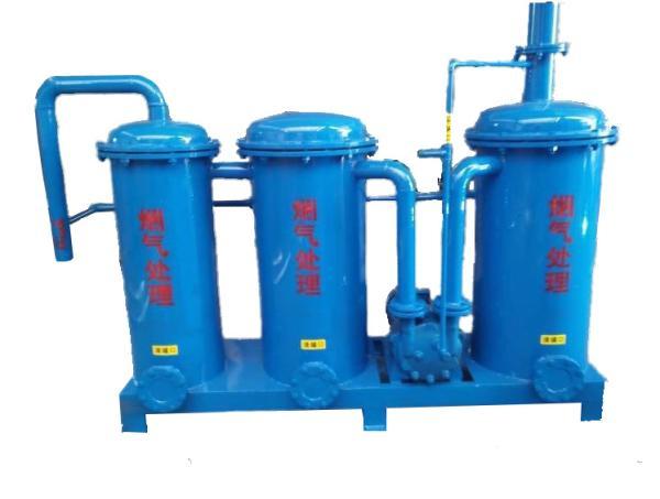 塑料造粒廢氣處理凈化器設備 除煙設備