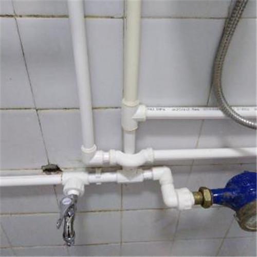 太原經園路疏通廁所下水道安裝上下水管