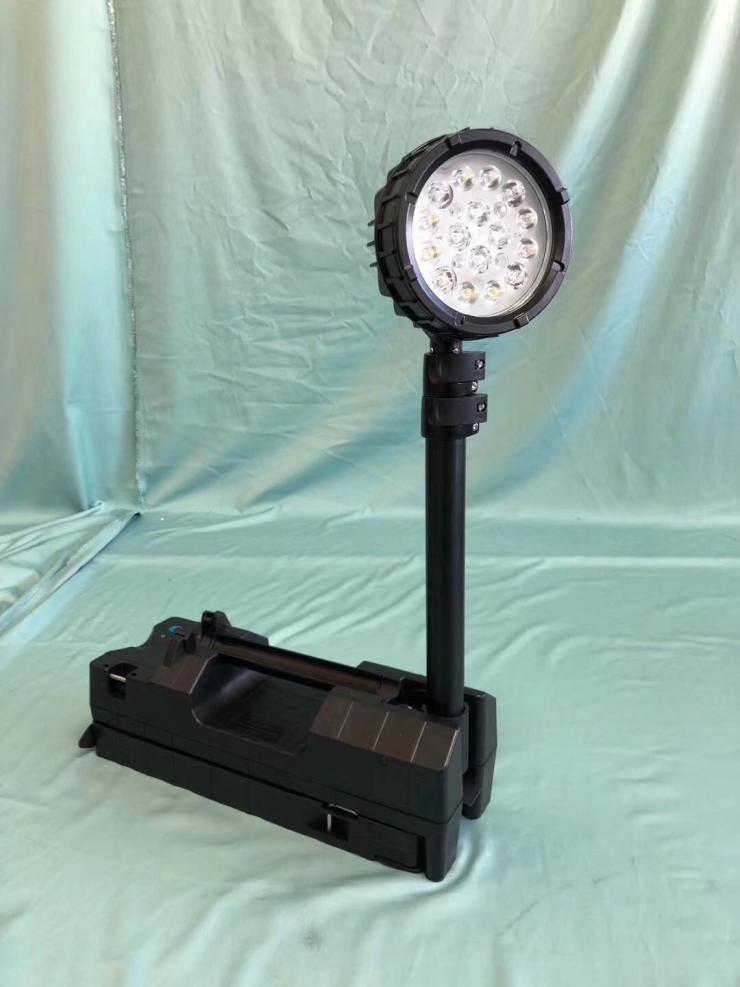 FW6117防汛應急照明 防爆移動燈 升降工作燈