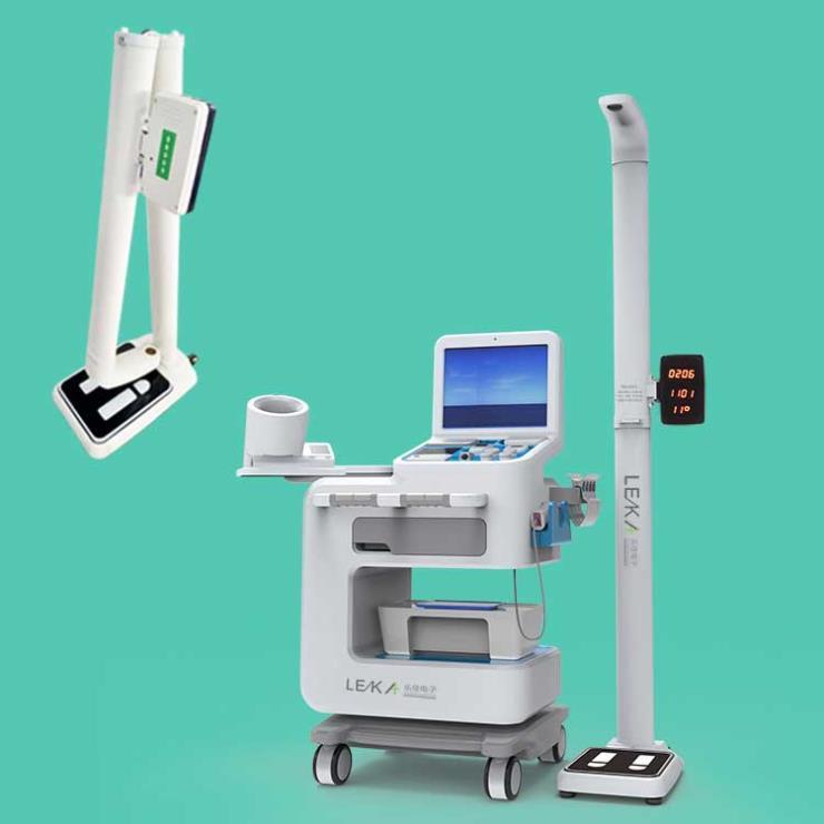 HW-V6000健康管理智能体检一体机