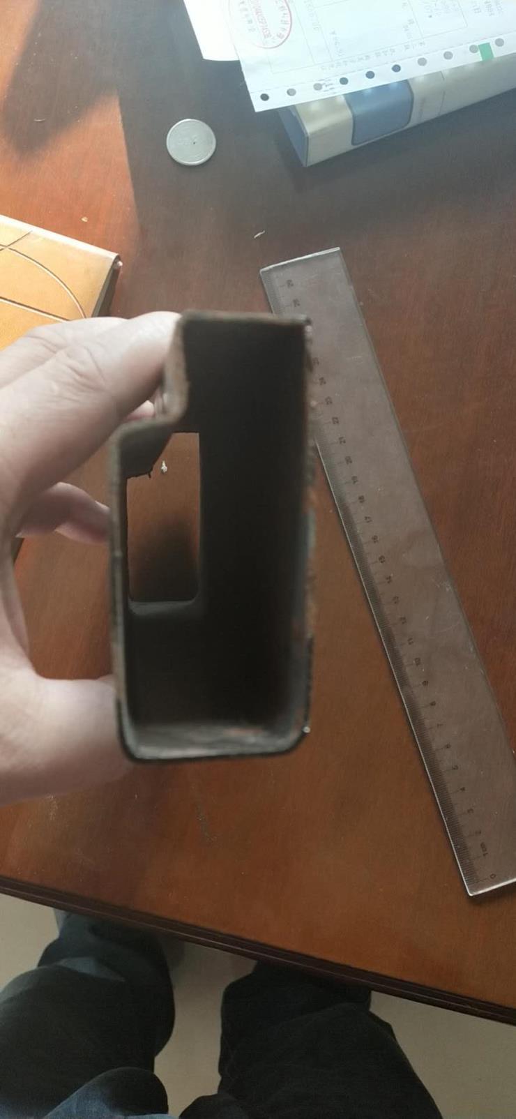 上海薄壁P形管电话