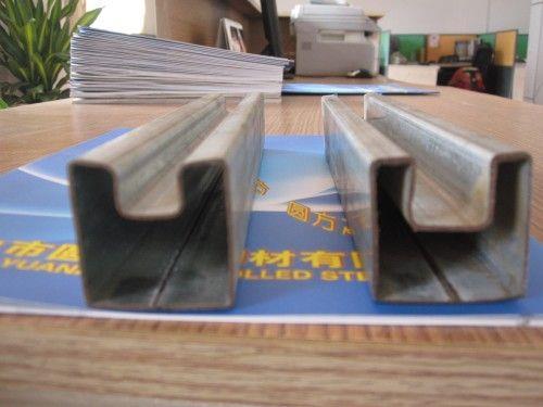西藏40*60凹槽管型號