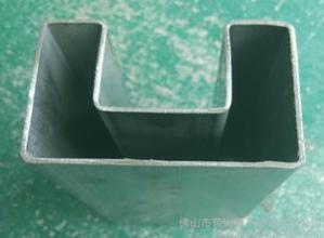 湖北32*32凹槽钢管生产厂家
