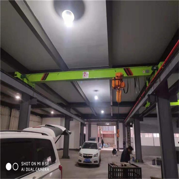 上海防爆起重机C级行程开关悬挂起重机厂家
