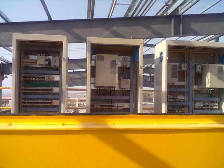 肇州縣龍門吊LDA型1-20t電動單梁起重機電葫蘆配件