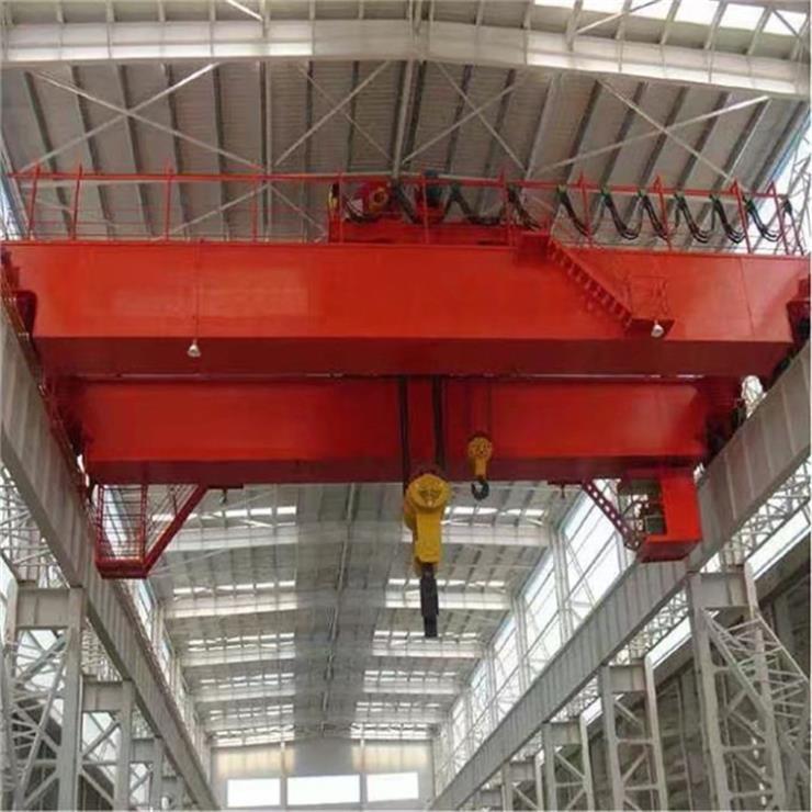 浙江MH型70吨电动葫芦门式起重机抓斗起重机改造