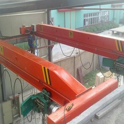 平鄉縣【jinicrane】125噸18.5米航吊行吊